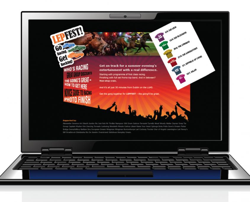 Website for LepFest