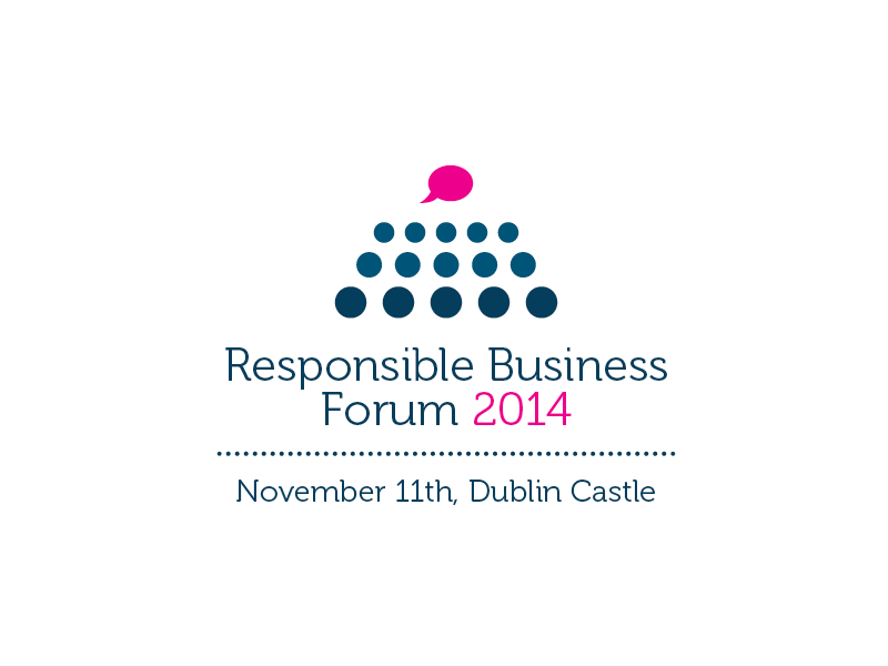 Logo for Responsible Business Forum 2014 (signed off).