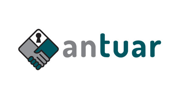 Logo design for Antuar.