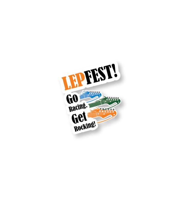 Logo for LepFest .