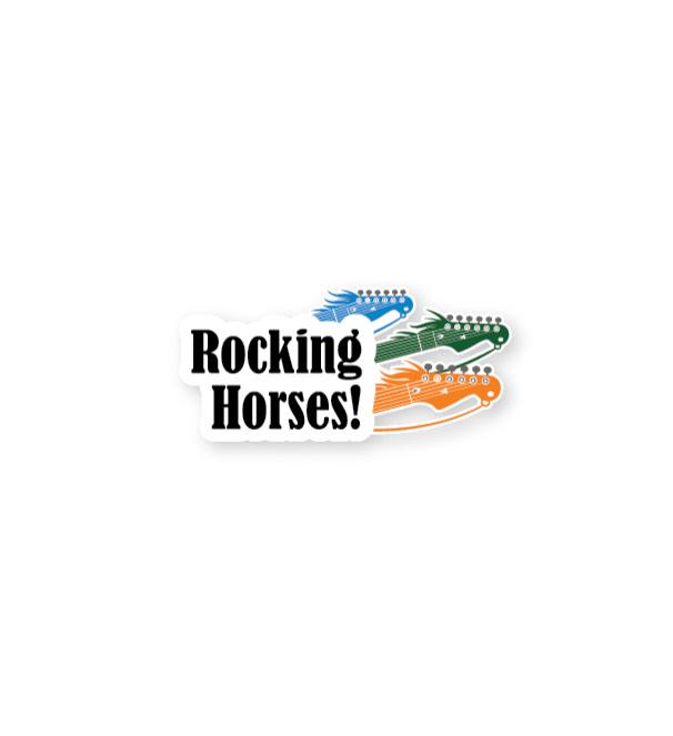 Logo for Rocking Horses.