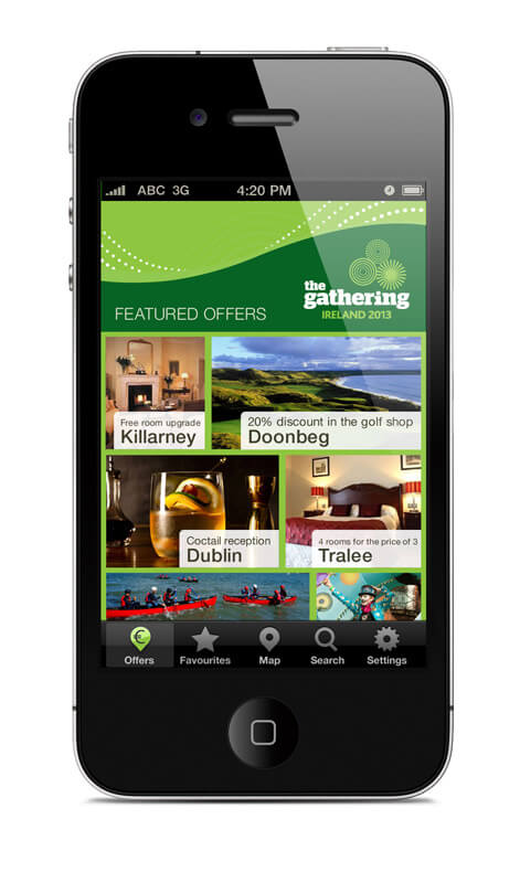The Gathering app.