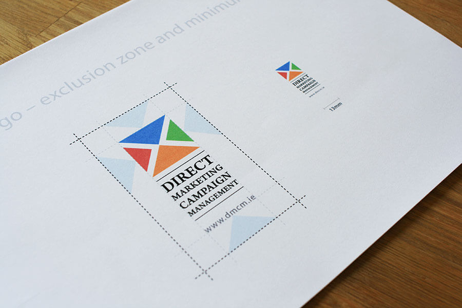 Brand Guidelines for DMCM.
