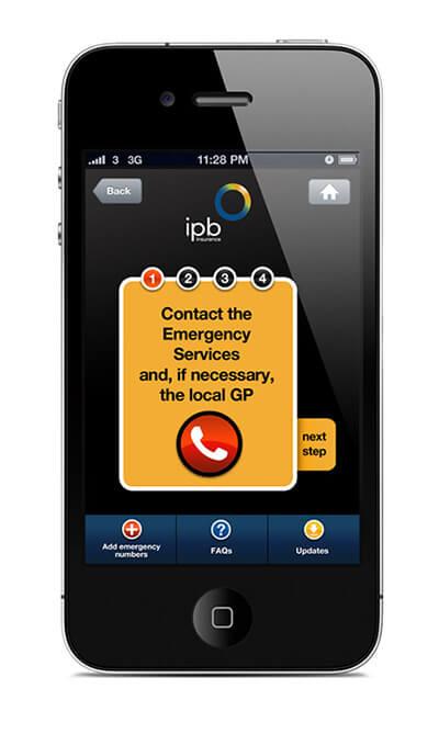 ipb insurance app.