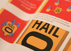 Concept, storyboards and assets for a promo video for Hailo