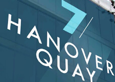 7 Hanover Quay – help with branding