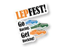 Lepfest branding