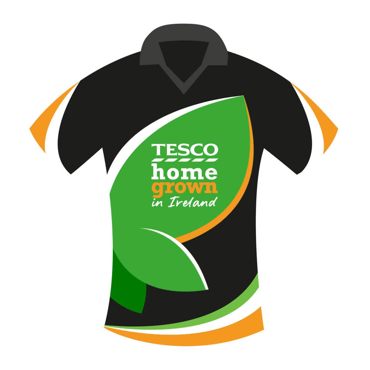 T-shirt for Ladies Gaelic Football Team
