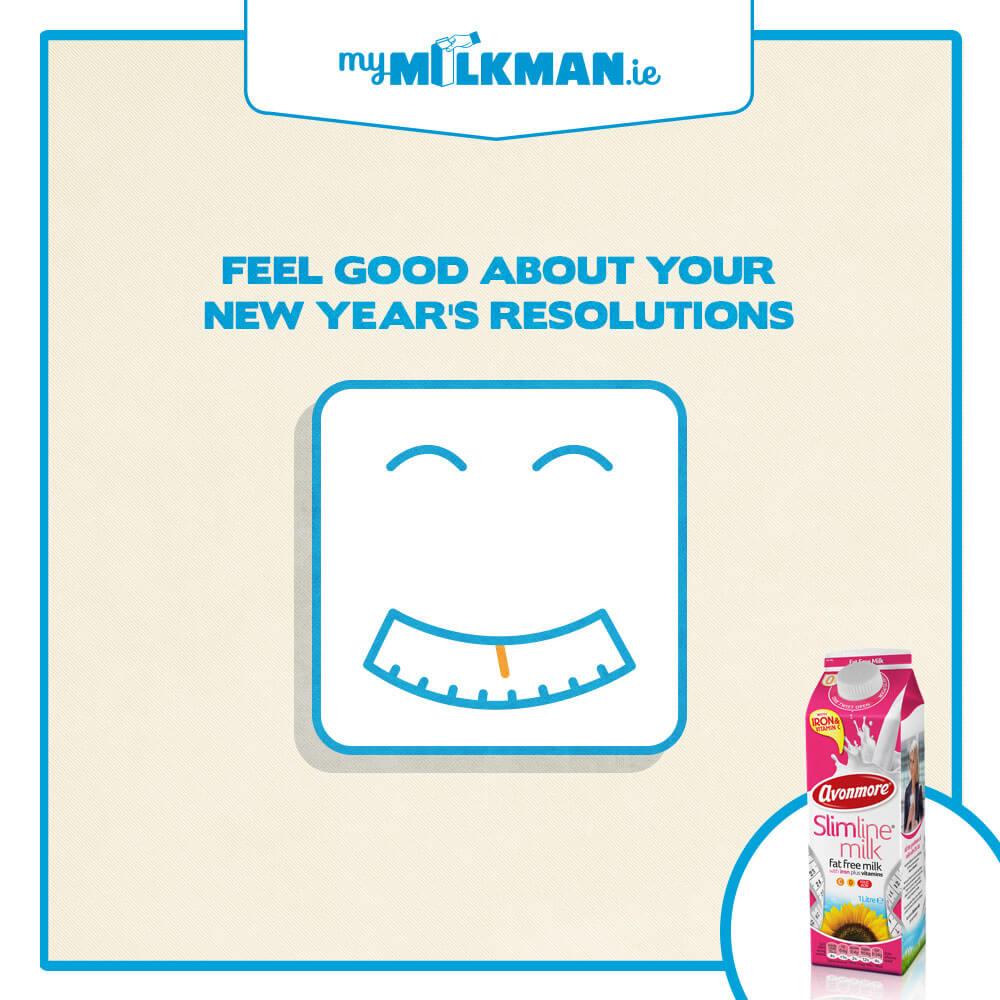 MyMilkman.ie - Slimline Milk