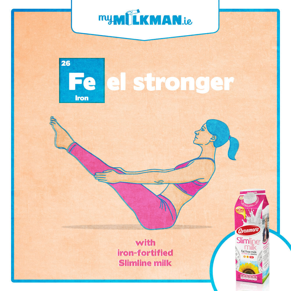 MyMilkman.ie - Slimline Milk, Feel Stronger.