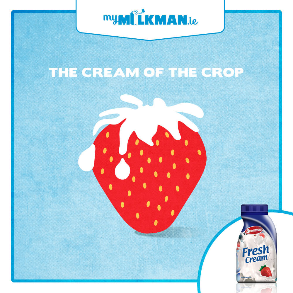 MyMilkman.ie - Fresh Cream