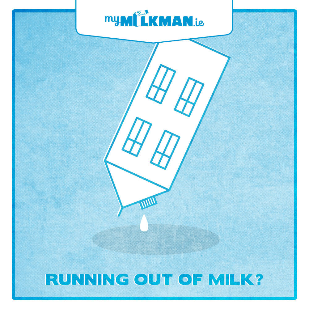 MyMilkman.ie - milk delivery.