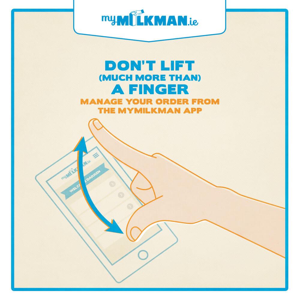 MyMilkman.ie - app.