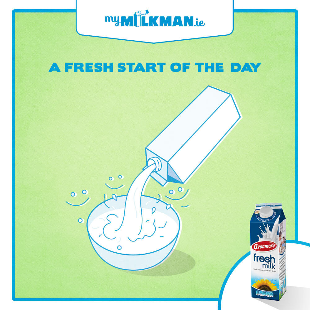 MyMilkman.ie – Fresh milk.