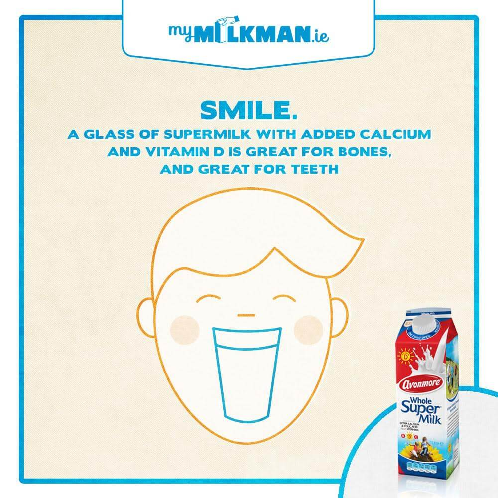 MyMilkman.ie – Smile