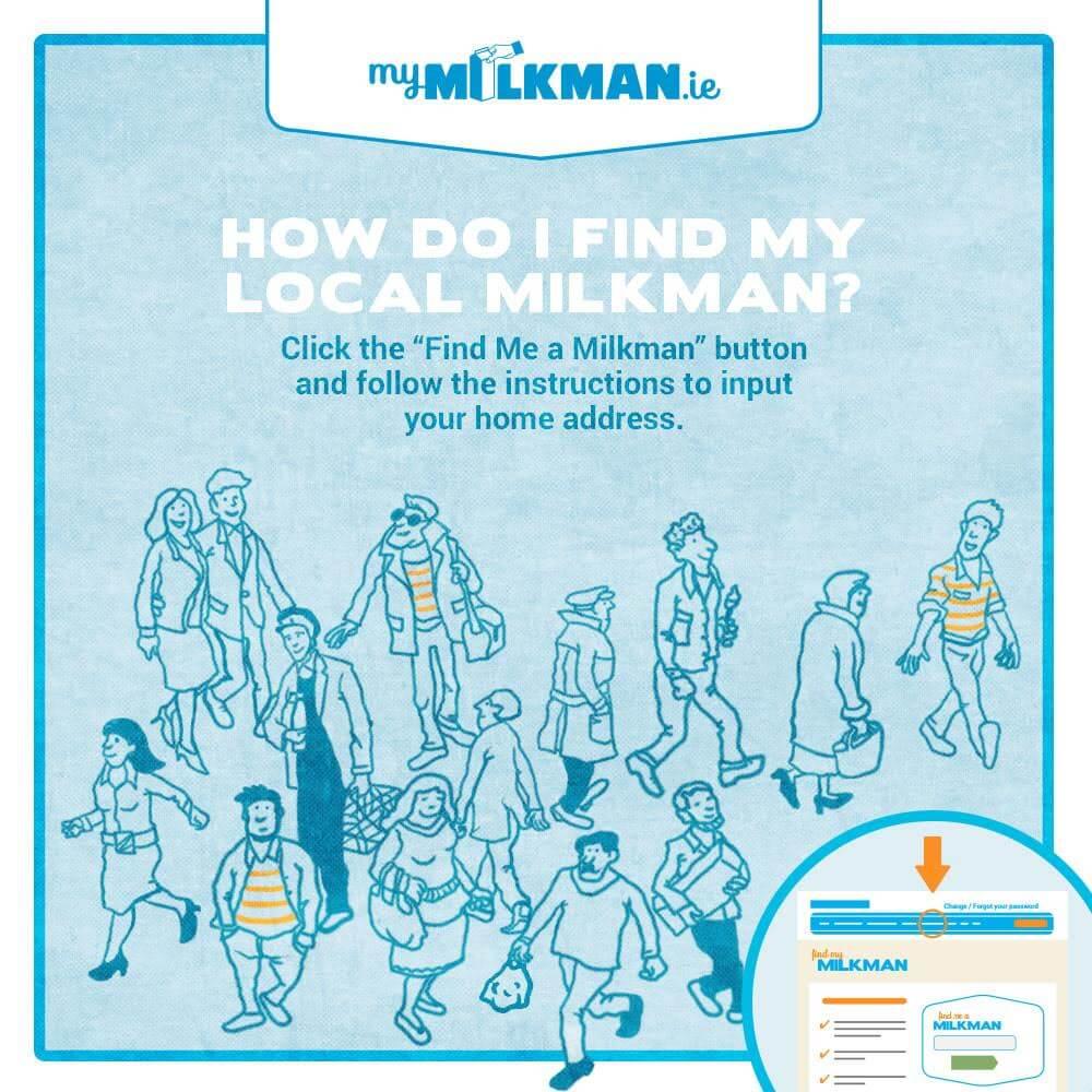 MyMilkman.ie – find a milkman.