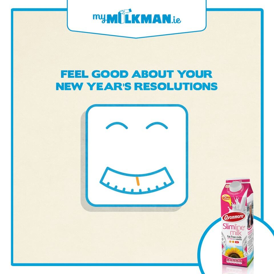 MyMilkman.ie – Low Fat Milk