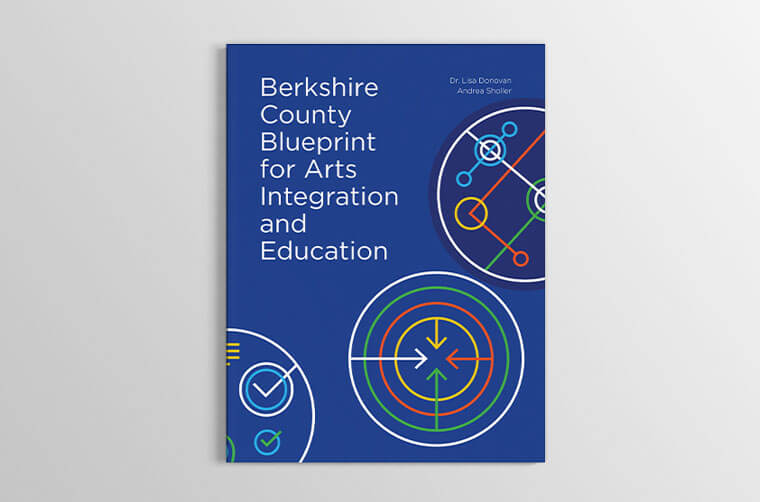 Berkshire County Arts Education and Integration Blueprint - cover